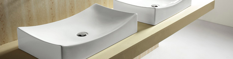 Irregular Shaped Basin
